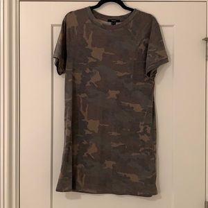 camp t-shirt dress